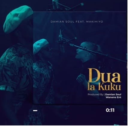 Damian Soul Ft. Makihiyo - Dua La Kuku Mp3 Audio Download