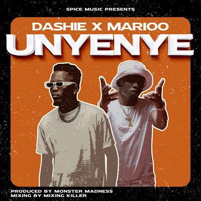 Dashie Ft. Marioo - Unyenye Mp3 Audio Download