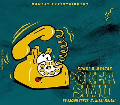 Dudu Baya Ft. Brown Puch & Nikki Mbishi - Pokea Simu Mp3 Audio Download