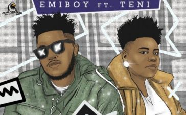 Emiboy - I Go Pay Ft. Teni (Prod. by Killertunes) Mp3 Audio Download