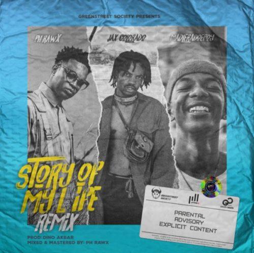 Jax Colorado - Story of My Life Ft. Ph Raw X, Maglera Doe Boy Mp3 Audio Download