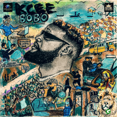 Kcee - Bobo (Prod. by Phantom) Mp3 Audio Download
