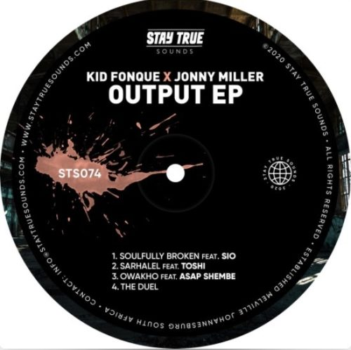Kid Fonque & Jonny Miller - Soulfully Broken Ft. Sio Mp3 Audio Download