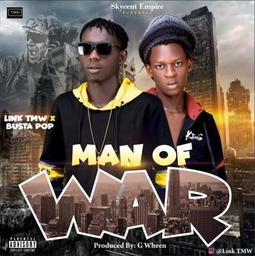 Link TMW Ft. Busta Pop - Man Of War Mp3 Audio Download