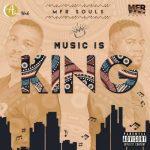 MFR Souls – Music Is King (FULL ALBUM)