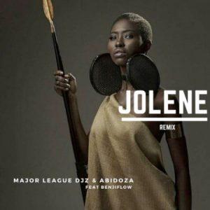 Major League & Abidoza - Jolene (Amapiano Remix) Ft. Benjiflow Mp3 Audio Download