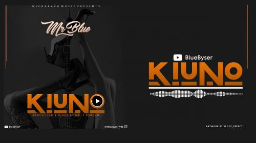 Mr Blue - KIUNO Mp3 Audio Download