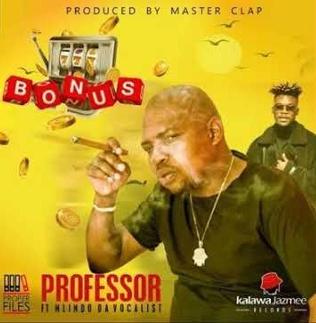 Professor - Bonus Ft. Mlindo The Vocalist Mp3 Audio Download