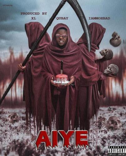 Qubay Wonder - Aiye Ft. Mohbad Mp3 Audio Download