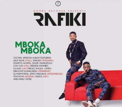 Rafiki - Ke Nyaka Yole Ft. Mafikizolo Mp3 Audio Download
