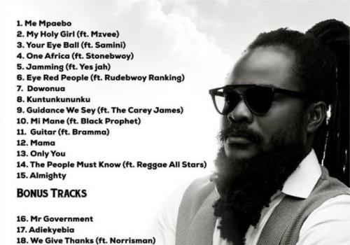 Ras Kuuku - Mi Mane Ft. Black Prophet Mp3 Audio Download
