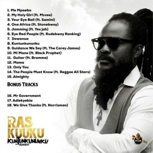 Ras Kuuku Ft. Reggae All Stars - The People Must Know Mp3 Audio Download