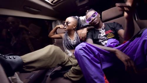 Rosa Ree Ft. Fik Fameica - Acha Ungese (Audio + Video) Mp3 Mp4 Download