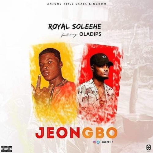 Royal Soleehee Ft. Oladips - Jeongbo Mp3 Audio Download