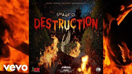 Shane O - Destruction Mp3 Audio Download