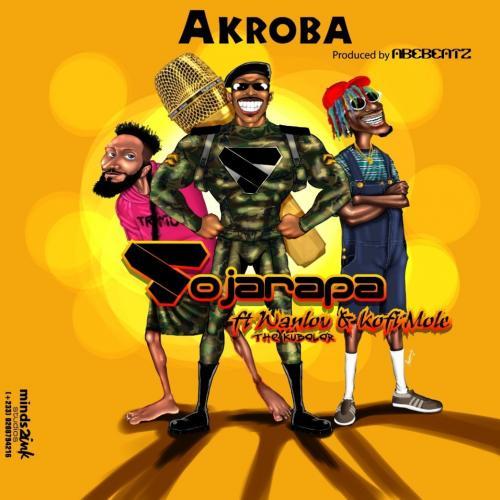 SoJa Rapa - Akroba ft. Kubolor & Kofi Mole (Prod. by AbeBeatz) Mp3 Audio Download