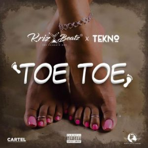 Tekno - Toe Toe Ft. KrizBeatz Mp3 Audio Download