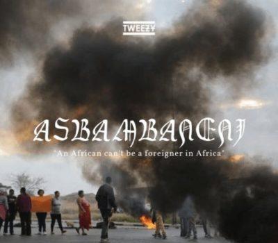 Tweezy - Asibambaneni Mp3 Audio Download