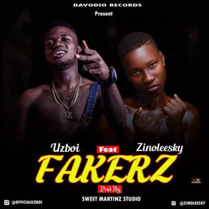 Uzboi - Fakerz Ft. Zinoleesky Mp3 Audio Download