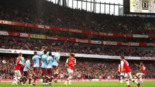 VIDEO: Arsenal Vs Aston Villa 3-2 EPL 2019 Goals Highlight Mp4 3Gp HD Video Download
