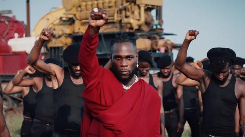 VIDEO: Burna Boy - Monsters You Made Mp4 Download