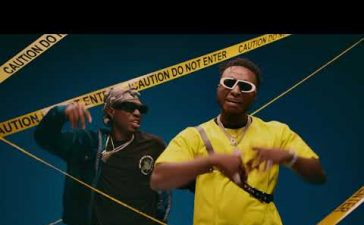 VIDEO: DJ Kaywise - What Type Of Dance Ft. Mayorkun, Naira Marley, Zlatan Mp4 Download