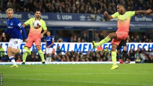 VIDEO: Manchester City Vs Everton 3-1 EPL 2019 Goals Highlight Mp4 3Gp HD Video Download