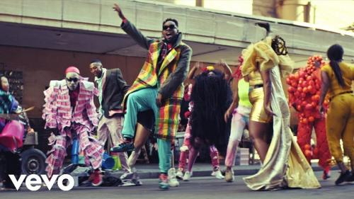 VIDEO: Patoranking - Open Fire Ft. Busiswa Mp4 Download