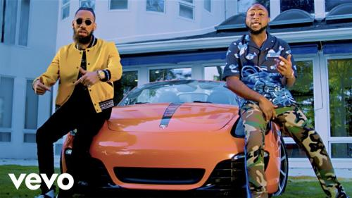 VIDEO: Phyno Ft. Davido - Ride For You Mp4 Download