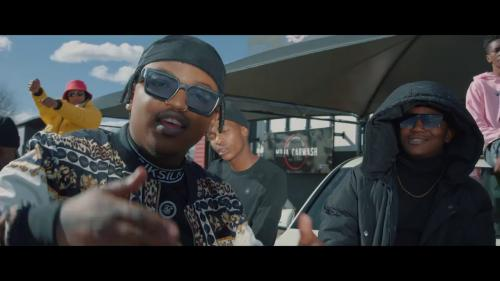 VIDEO: Semi Tee Ft. Focalistic - Mercedes Mp4 Download