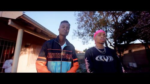 VIDEO: Tshego - No Ties ft. King Monada Mp4 Download