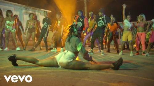 VIDEO: Vybz Kartel - Run Dancehall Ft. Lisa Mercedez Mp4 Download