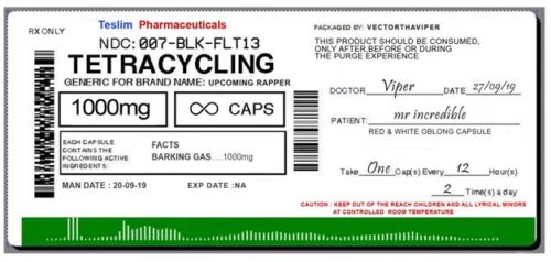 Vector - Tetracycling (M.I Abaga Diss) Mp3 Audio Download