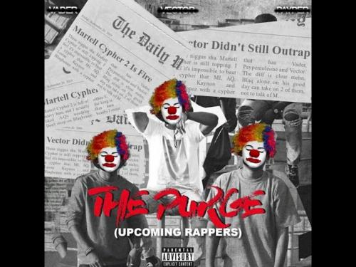 Vector Ft. Payper, Vader - The Purge (Upcoming Rappers) Mp3 Audio Download