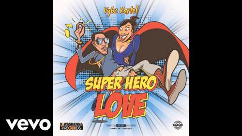 Vybz Kartel - Super Hero Love Mp3 Audio Download