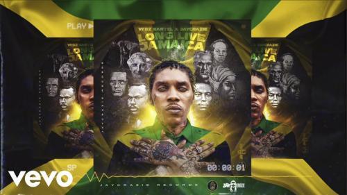 Vybz Kartel Ft. JayCrazie - Long Live Jamaica Mp3 Audio Download