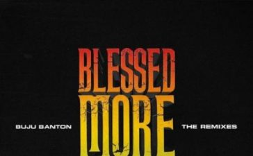 Buju Banton - Blessed (Remix) Ft. Patoranking Mp3 Audio Download