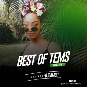 DJ Gambit - Best Of Tems 2020 Mix (Mixtape) Mp3 Download