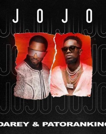 Darey - Jojo Ft. Patoranking Mp3 Audio Download