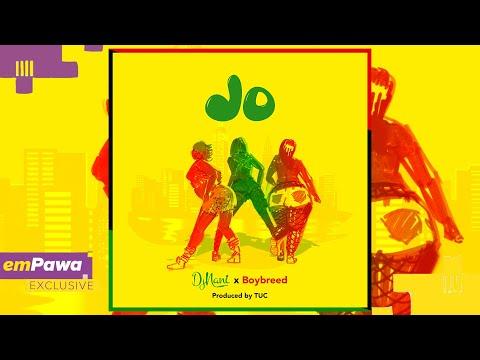 Dj Nani Ft. Boybreed - JO Mp3 Audio Download
