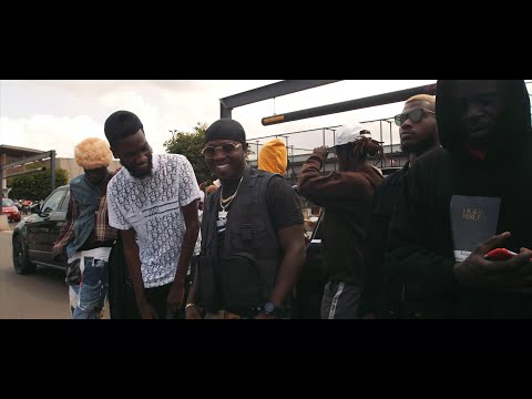 Flowking Stone Ft. Phaize Gh & Obey Tunez - Oseikrom Geng Mp3 Mp4 Download