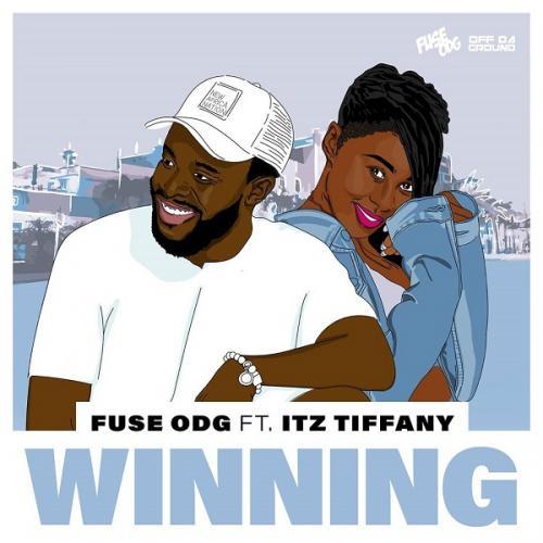 Fuse ODG - Winning Ft. Itz Tiffany
