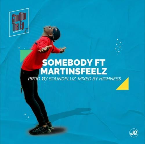 Geekaydon Ft. Martinsfeelz - Somebody Mp3 Audio Download