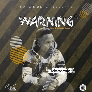 Maccasio - Warning Mp3 Audio Download