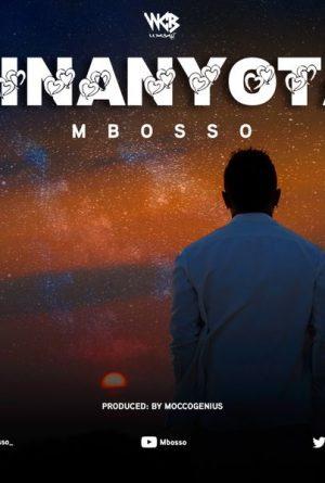 Mbosso - Sina Nyota Mp3 Audio Download