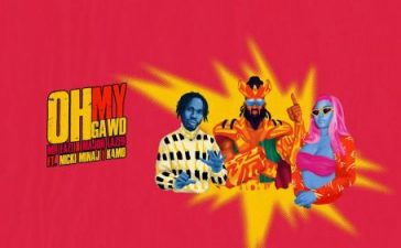 Mr Eazi x Major Lazer - Oh My Gawd Ft. Nicki Minaj (Dance Video) Mp4 Download