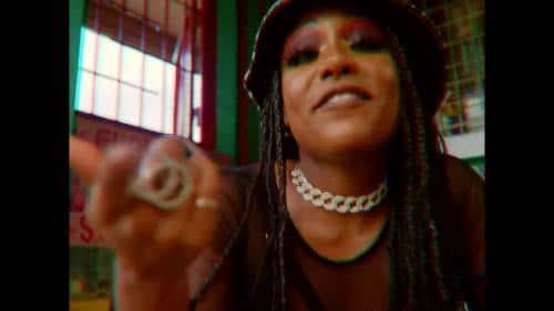 Nailah Blackman Ft. Medz Boss - Say Less (Audio + Video) Mp3 Mp4 Download