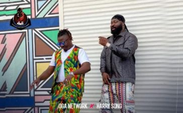 Oga Network - Who Ask You (Remix) Ft. Harrysong Mp3 Mp4 Download