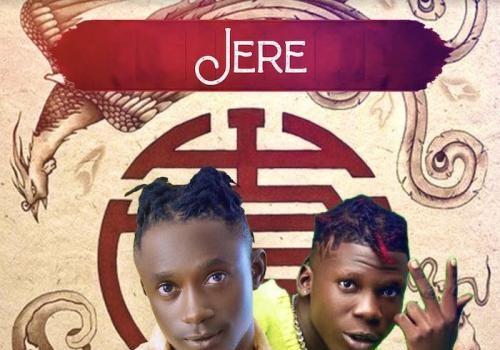 Rapsouldy Ft. Seyi Vibez - Jere