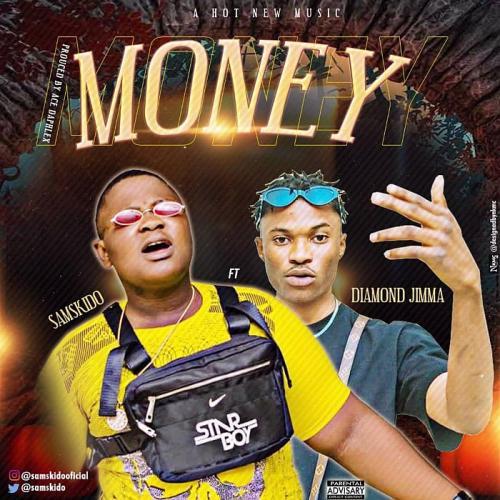 Samskido Ft. Diamond Jimma - Money Mp3 Audio Download